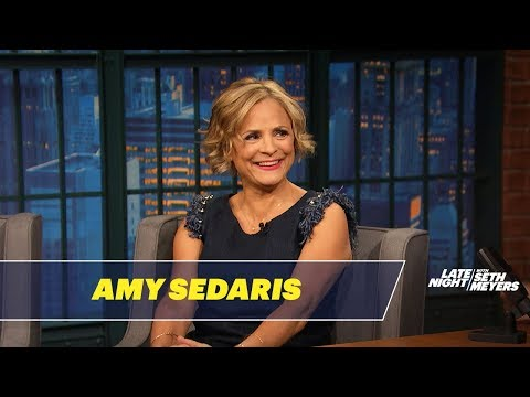 Amy Sedaris s the Characters She Plays on At Home with Amy Sedaris