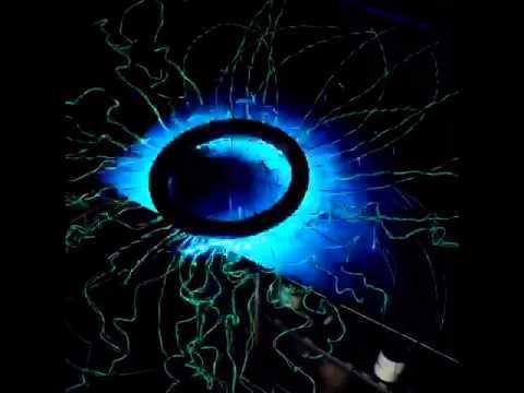 EL Wire Light Bending - YouTube