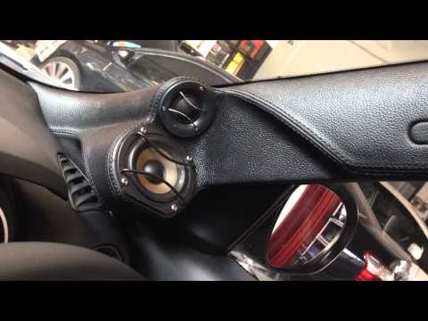 Audio mobil Nissan Juke | 3 Way Crescendo | Innovation car audio jakarta