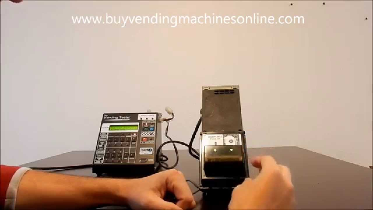 Conlux MVB bill validator acceptor basic overview trouble shooting guide  repair vending