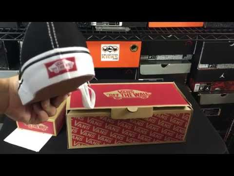 Vans Authentics Unboxing Review From Ohteedub For Me On