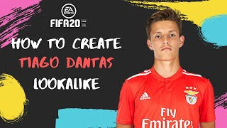 How to create virtual pro tiago dantas for fifa 20 clubsplease like and subscribeif subscribed, leave a comment on who you would see created ...