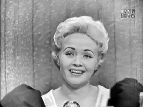 What's My Line? - Charles Atlas; Jane Powell; Jack E. Leonard [panel] (Jun 10, 1956)
