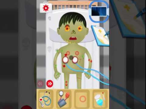 Monster Hospital Game Walkthrough