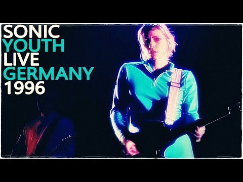 Sic Youth   in Germany 1996 Full Show