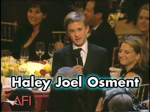 Haley Joel Osment On Being Tom Hanks'