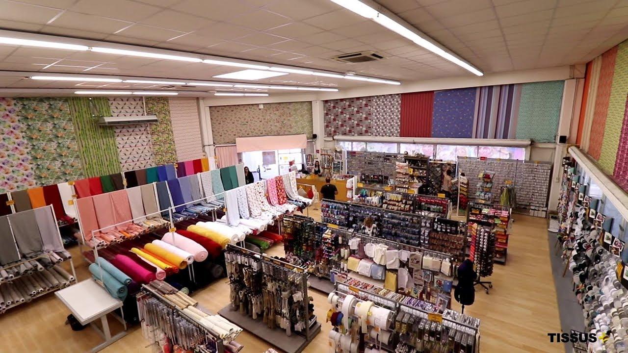 Magasin De Tissus Salon De Provence présentation du magasin d'aubagne - tissus plus