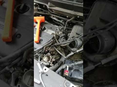Honda Element idle issue