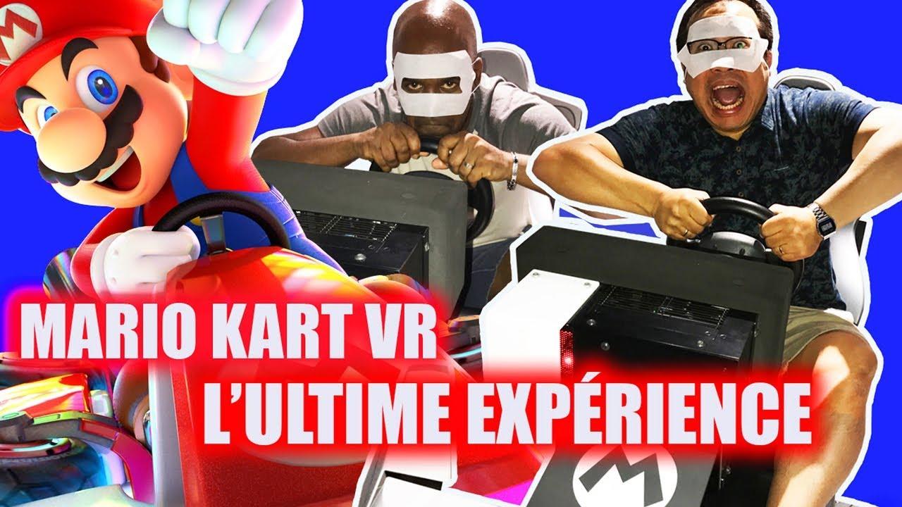Mario Kart VR : toutes les infos sur la sortie du jeu en Europe