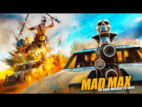 MAD MAX Walkthrough Part 1 - Mad Max 1080P 60fps Live Stream  (Mad Max GamePlay)