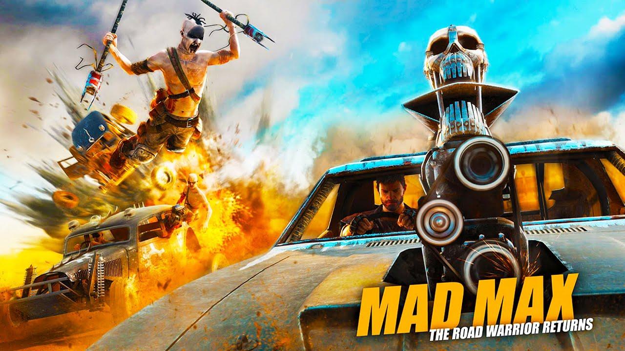 Mad Max 2 Stream