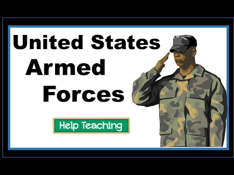United States Armed Forces Overview | U.S. Government