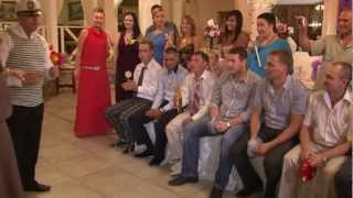 Одесса на свадьбе!