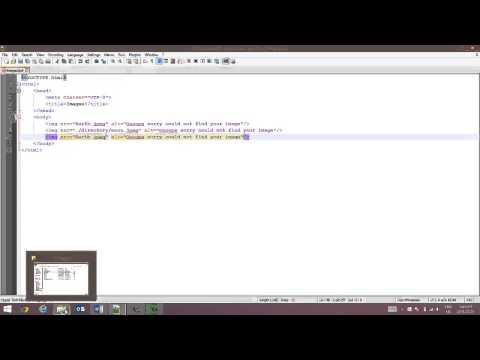Images - HTML And CSS: Tutorial 9