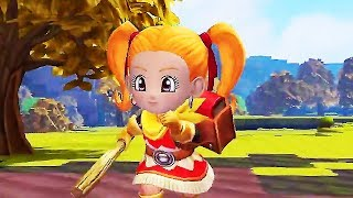 DRAGON QUEST BUILDERS 2 Gameplay trailer (2019) PS4