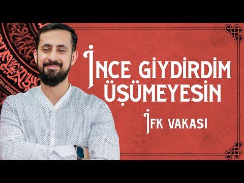 İnce Giydirdim Üşümeyesin (İfk Vakası) - Mehmet Yıldız