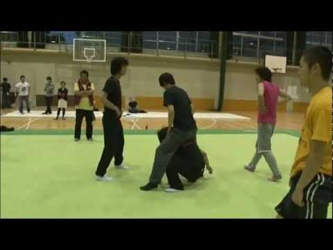 Funny Moment With The Cast Of Tumbling (making of)