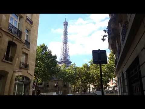 Paris SQUARE RAPP & Eiffel Tower, Charming, unique & best FREE view!