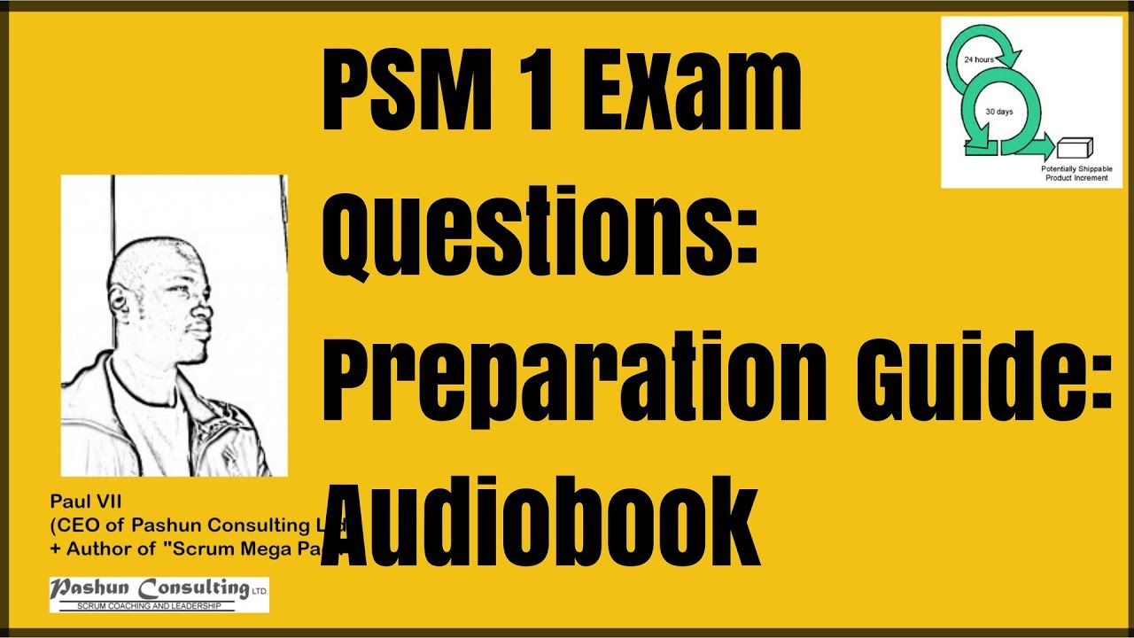 Scrum Master Certification Psm 1 Exam Questions Preparation