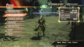 Dynasty Warriors 8: Ambition Mode and How To Get Red Hare!