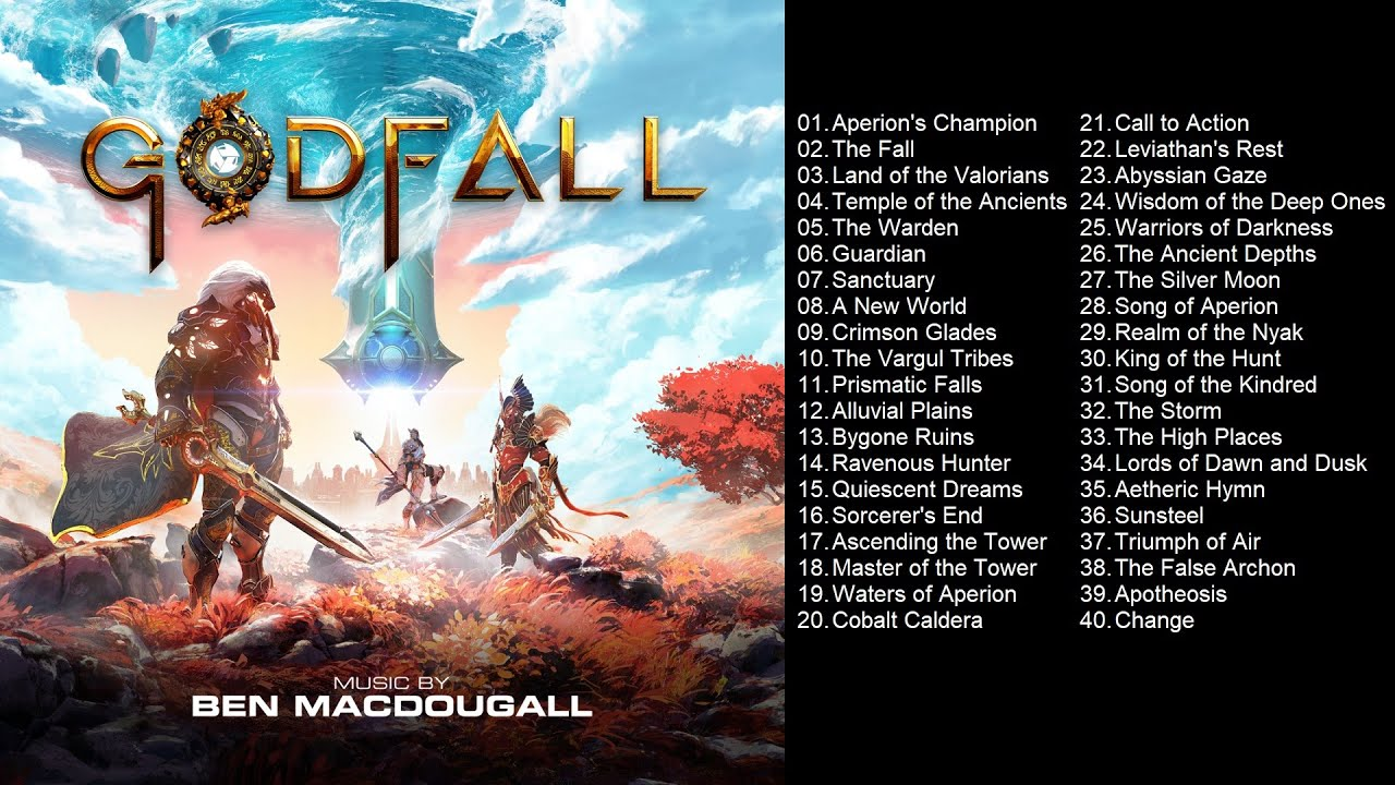 Godfall (Music from the Video Game) | Full Album