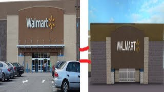 ROBLOX - Walmart speed build~~!