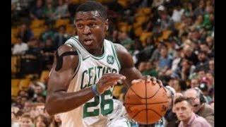 Jabari Bird, #26, Boston Celtics, rituallistcly shamed for assault, Sep. 8 +Larry, Brady, & Red