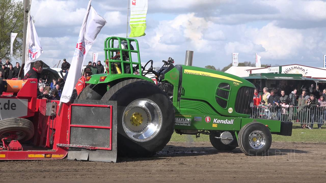 Pro Stock Garden Tractor Puller : Pro stock t füchtorf tractor pulling by