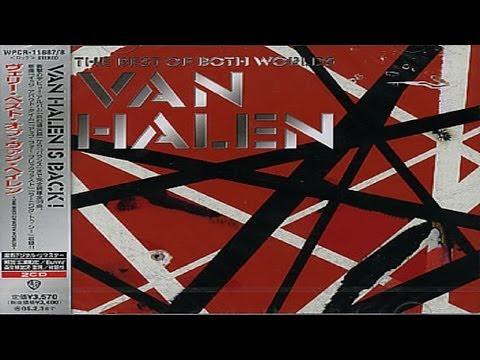 Van Halen - Best Of Both Worlds [Full Album] (Dave's Tracks)