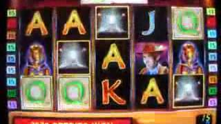 BOOK OF RA -100 free spins on a slot machine