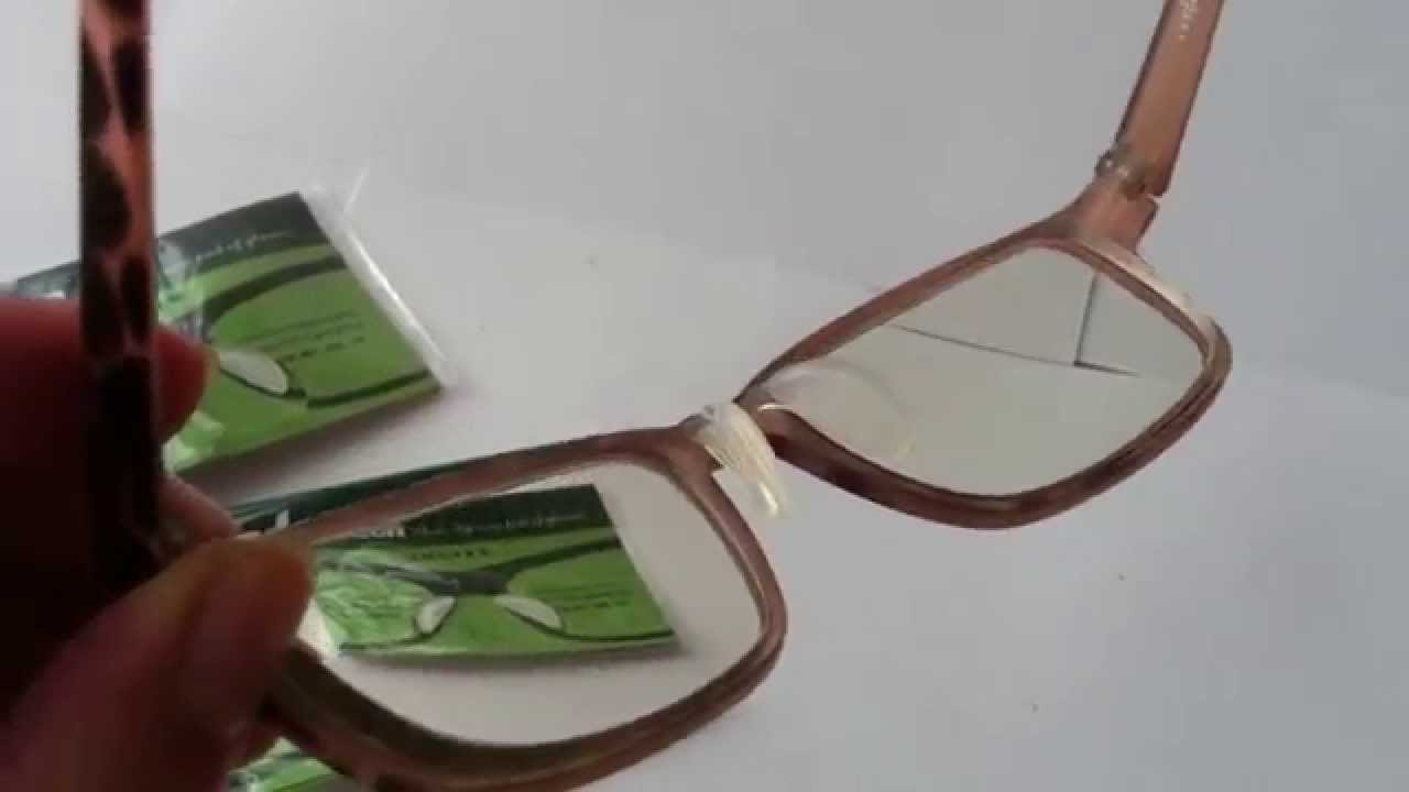 3942e534df8 Buyincoins Eyeglass Sunglass Glasses Spectacles Anti-Slip Silicone Soft  Stick On Nose Pads - YouTube