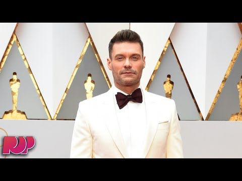 Ryan Seacrest Is Working The Oscars Red Carpet Despite Sexual Misconduct Allegations