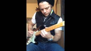 Zach Derbas: Shout Music / Gospel / Black Quartet Guitar Lesson