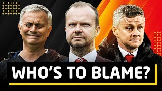 Who's to Blame? End of Manchester United Season Warm Down