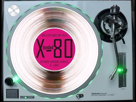 X-TENDED 80 - NON STOP DANCE MIX VOL. 11 (℗2012)