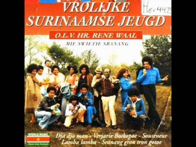Verjarie Boskopu - Surinaamse Vrolijke Jeugd