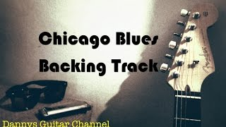 Blues Backing Track in E - 12 Bar Blues - Chicago Blues Style