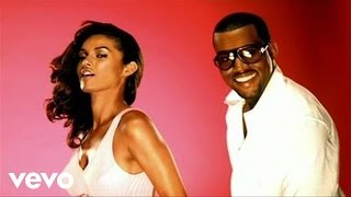 Смотреть клип Kanye West Ft. Jamie Foxx - Gold Digger