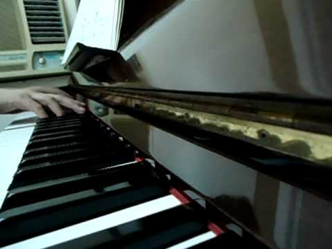 On My Way To You--Instrumental Piano Solo