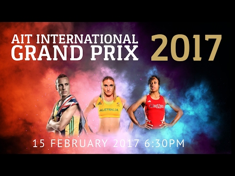 AIT International Grand Prix Athletics 2017