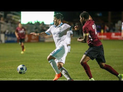 Highlights: Seattle Sounders FC at Sacramento Republic | February 15, 2018