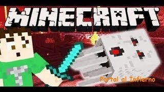 [HD]Tutorial Minecraft-Crear portal al mundo de Nether