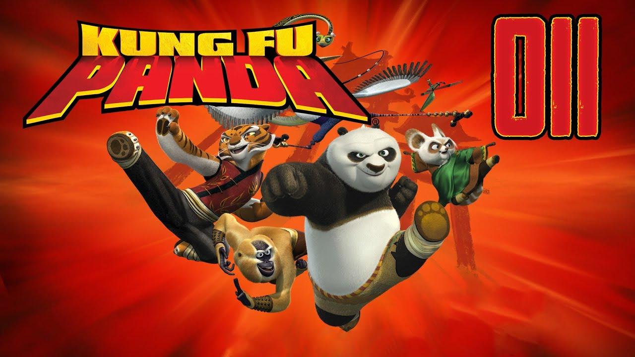 kung fu panda 1 ganzer film