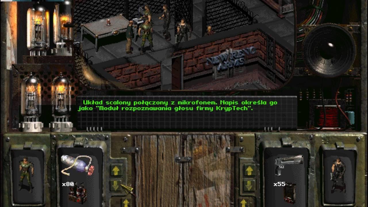 Fallout 2 New Reno Arms