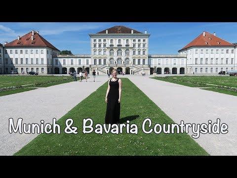 Munich & Bavaria Countryside Germany Travel Vlog