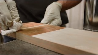How To Stain Matching Process
