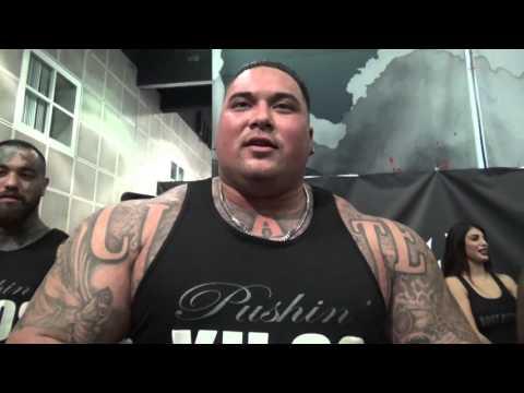 World's Strongest Mexican BIG BOY of Strength Cartel Pushing Killos EsNews Boxing