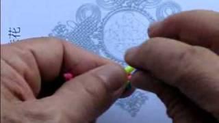 項鍊伸縮結之一影片    中國結一線生機提供