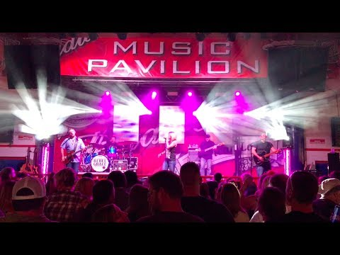 Rebel Grace plays Wednesday Night Live at the Budweiser Pavilion - 5.31.17