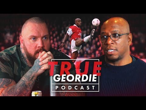 IAN WRIGHT | True Geordie Podcast #108